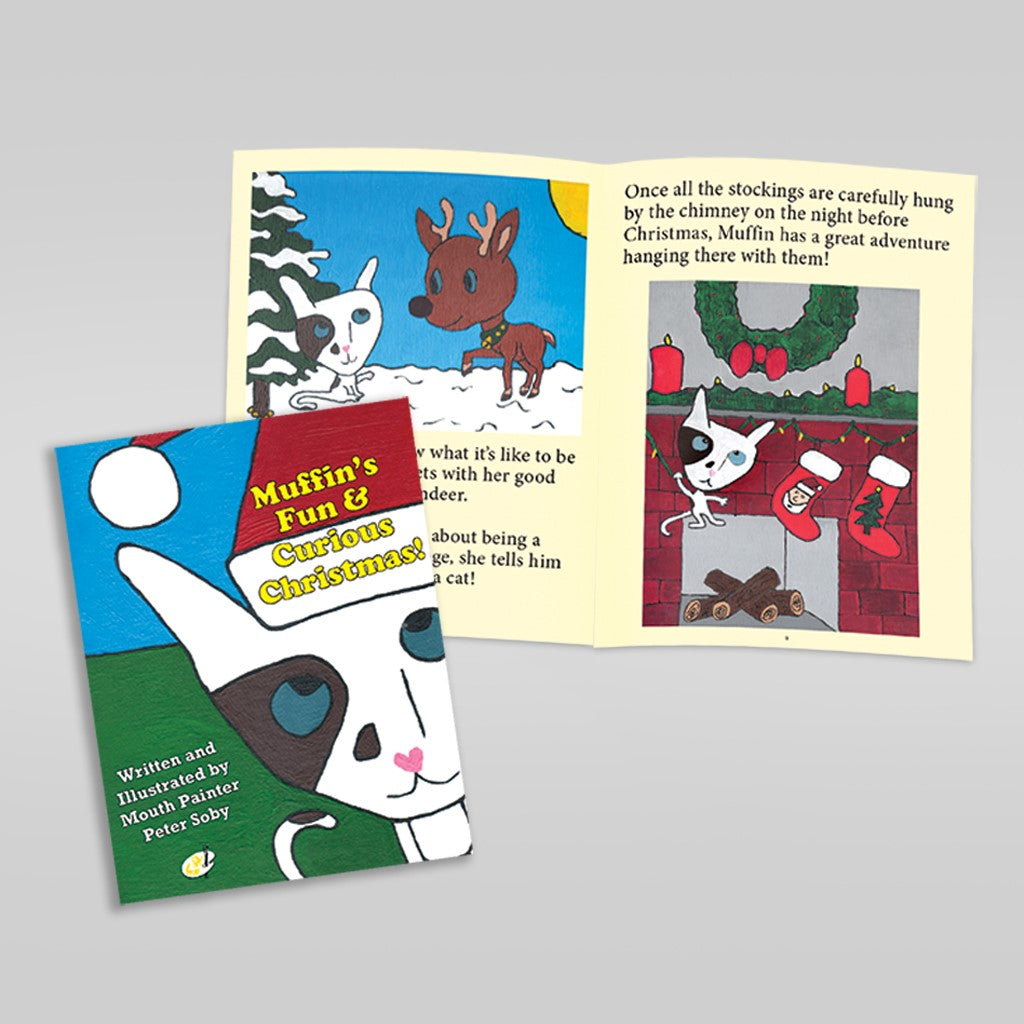 NEW- Muffin's Fun and Curious Christmas