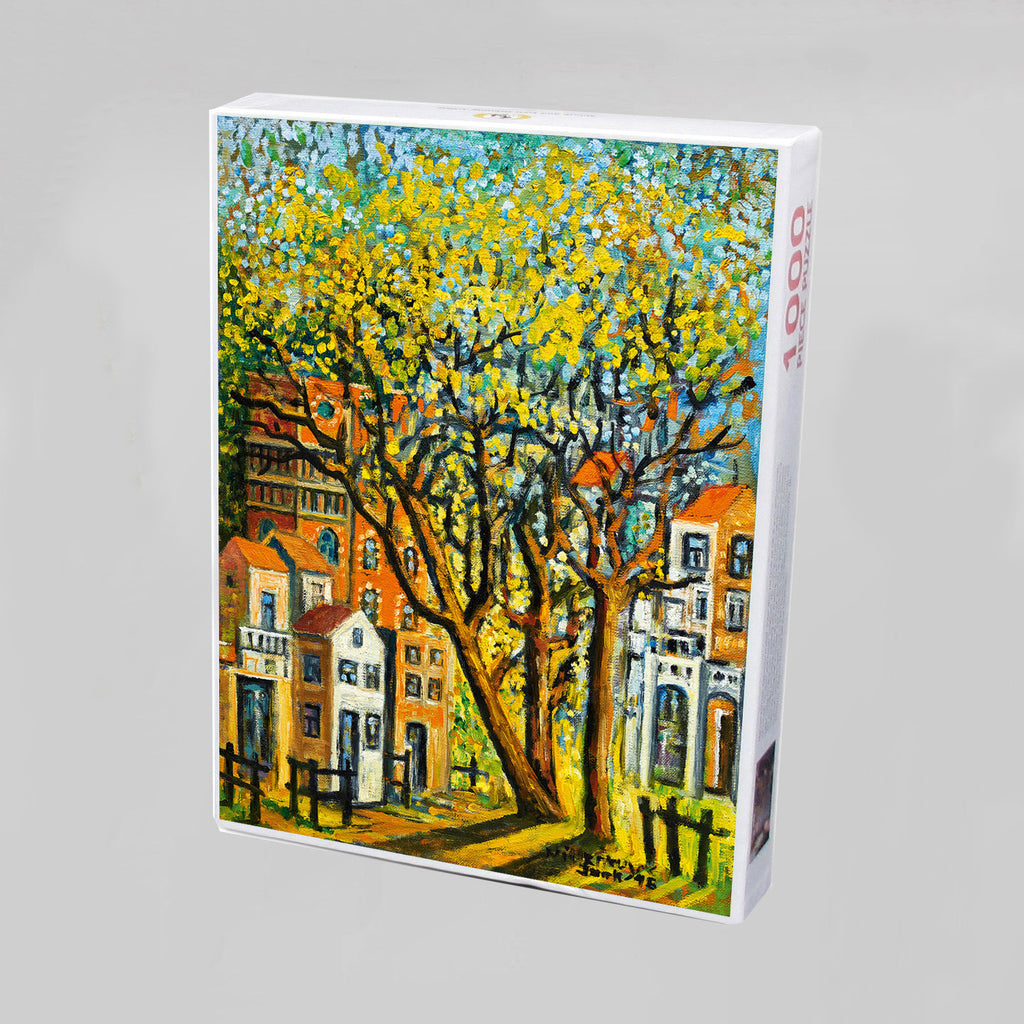 "Jigsaw puzzle ""Spring"""