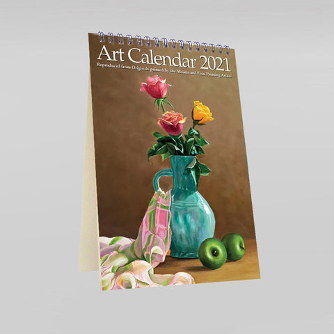 Sets of 2021 Pocket Calendar