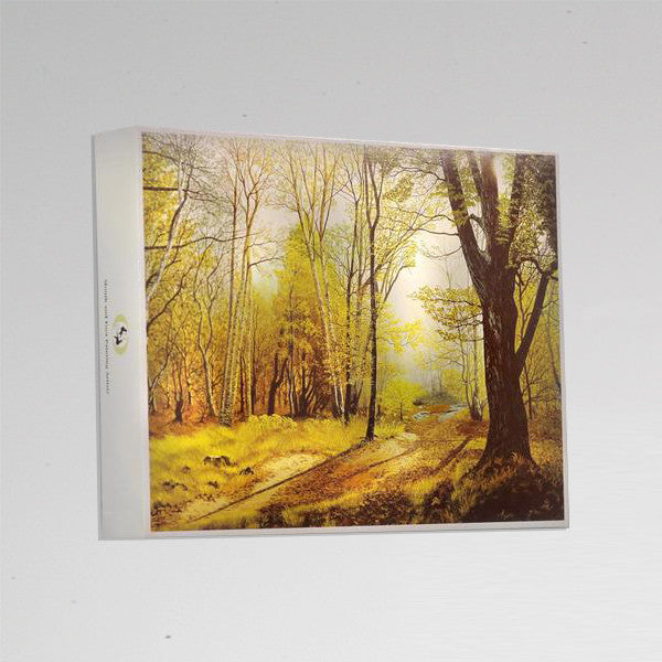 "Jigsaw puzzle ""Forest Landscape"""