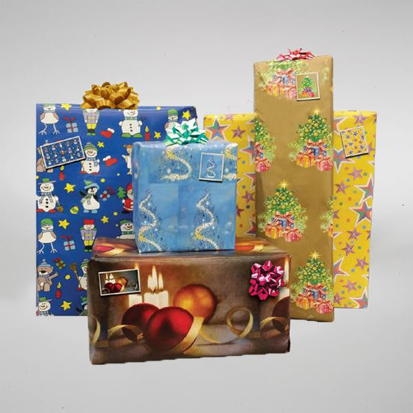Deluxe Gift Wrap and Tags