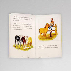"Children's Book ""Kinki the Cheeky Colt"""