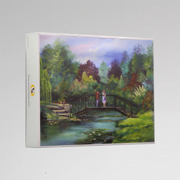 "Jigsaw puzzle ""Peaceful Creek"""