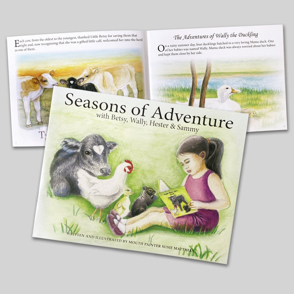 "NEW- ""Seasons of Adventure"""