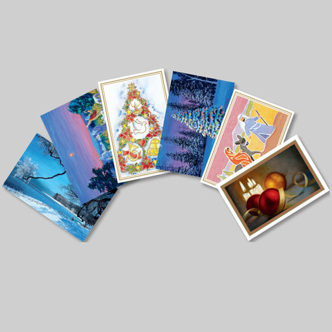 NEW- Festive Gift Tags- Sets of 3 Gift Tags