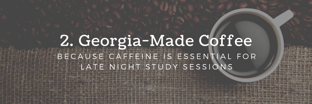 Georgia-Made Caffeine and Coffee Essentials