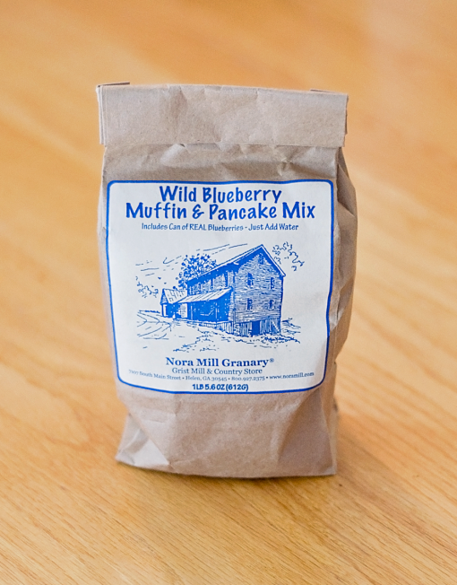 Wild Blueberry Muffin and Pancake Mix