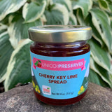 Cherry Key Lime Spread