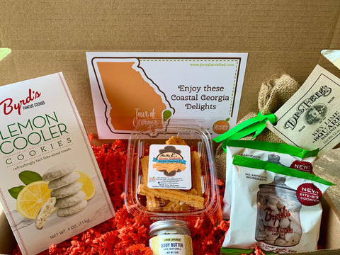 """Just Add Cheese"" Gift Box"