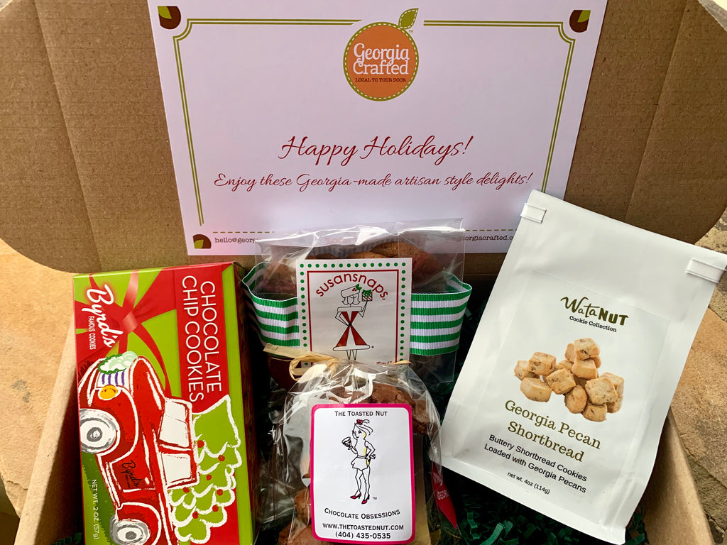 Cookies for Santa Gift Box