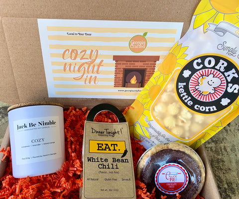 """Movie Night"" Gift Box"
