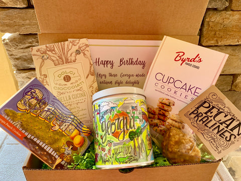 """Georgia Brunch"" Gift Box"