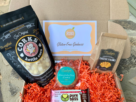 "New ""Made in Georgia"" Baby Gift Box"