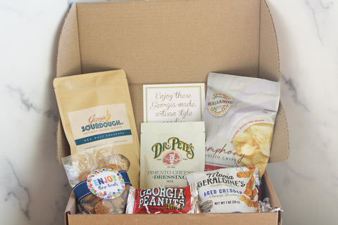 """Let's Brunch"" Gift Box"
