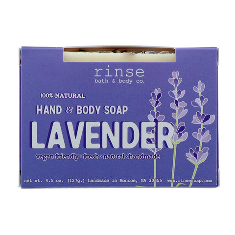 Alcohol-Based Hand Spray - Tea Tree and Lavender