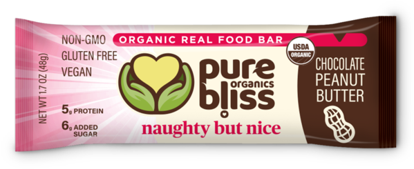 Naughty But Nice Energy Bar
