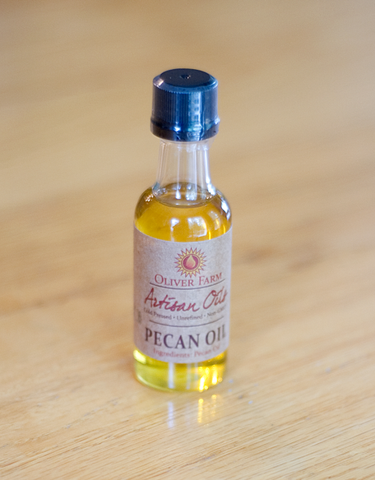 Pecan Ridge Plantation Pecan Oil