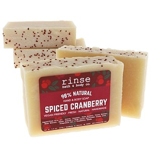 Autumn Spice Honey Soap