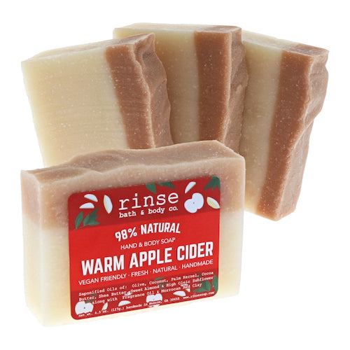 Warm Apple Cider Soap