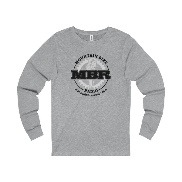 Men's MBR Logo Long Sleeve Tee