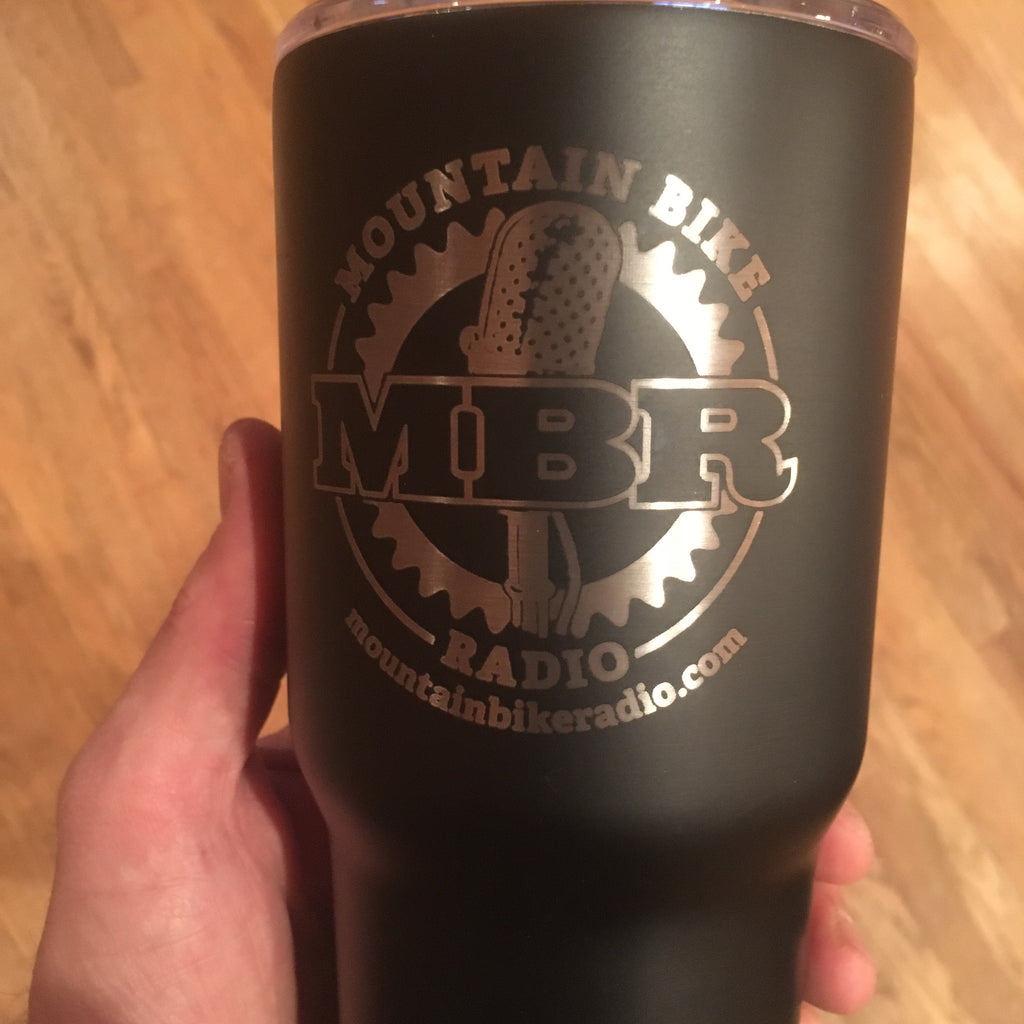 MBR - Stainless Steel Double Wall Mug