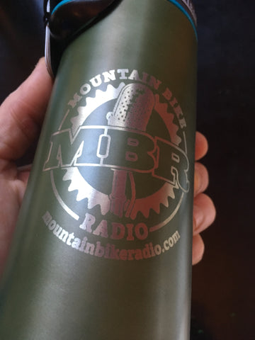 Camelbak Forge Mountain Bike Radio Logo (booboo'd item)