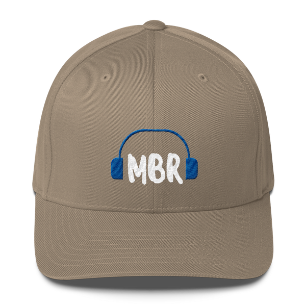 MBR Headphones - Blue Version