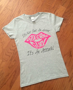 Classic GG lips Smooches tee