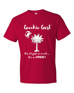 Geechie Gurl regular fit Short sleeve t-shirt