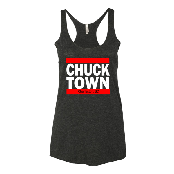 Chucktown...Women's tank top