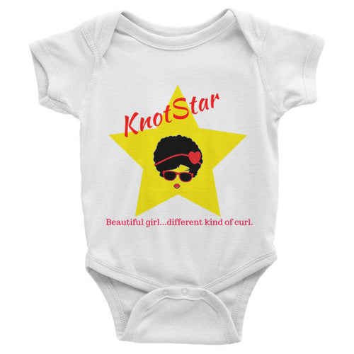 KnotStar Infant short sleeve one-piece