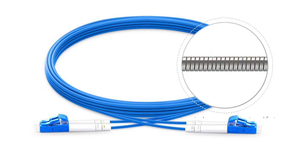 TechLogix Launches Premade Fiber Optic Cables