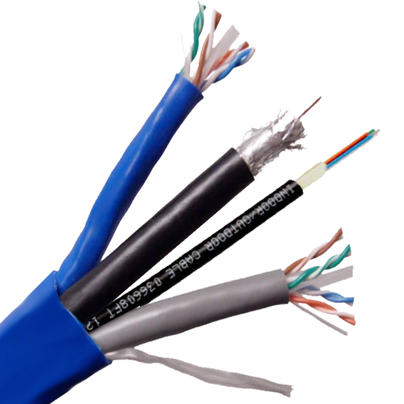 Custom Fiber Optic Cable Bundles & Assemblies