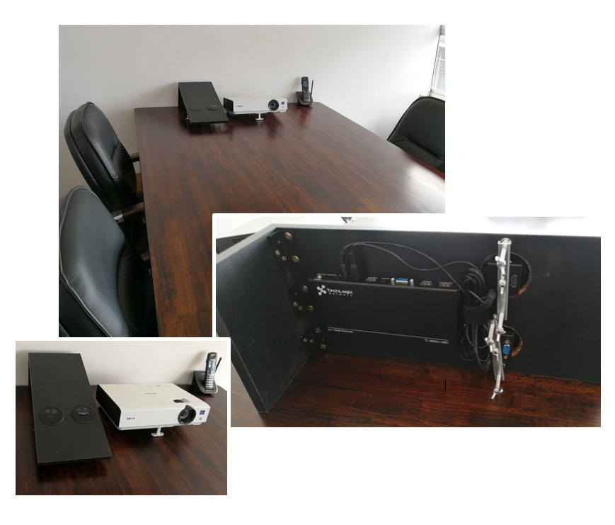 The DIY Conference Room Demo System
