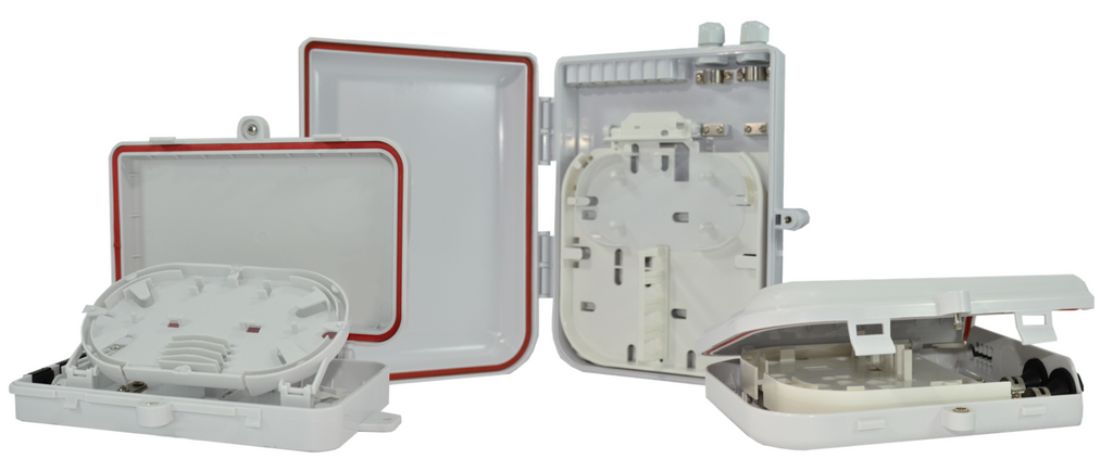 TechLogix Launches Professional Line of Wall-Mount Demarc Boxes