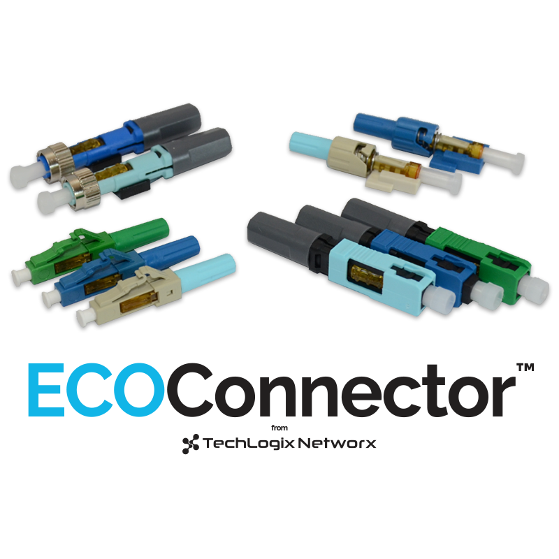 ECO Series™ Fiber Connectors: Why Size Matters
