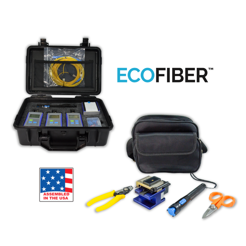 TechLogix Introduces New Fiber Termination & Test Kits