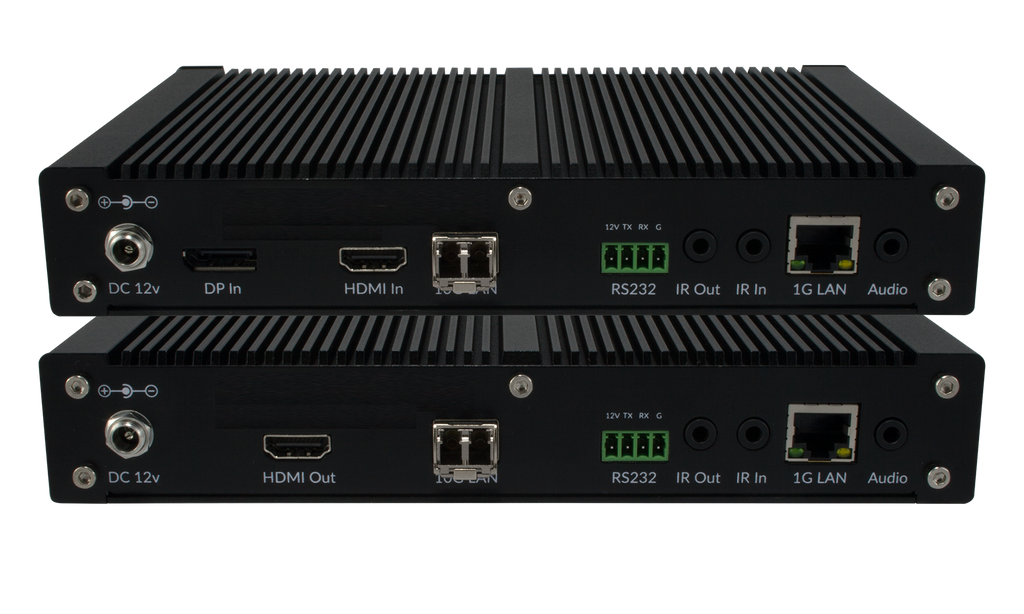 TechLogix Launches IPFO-KIT for Extending Video, Audio, Control & Network Signals over Fiber