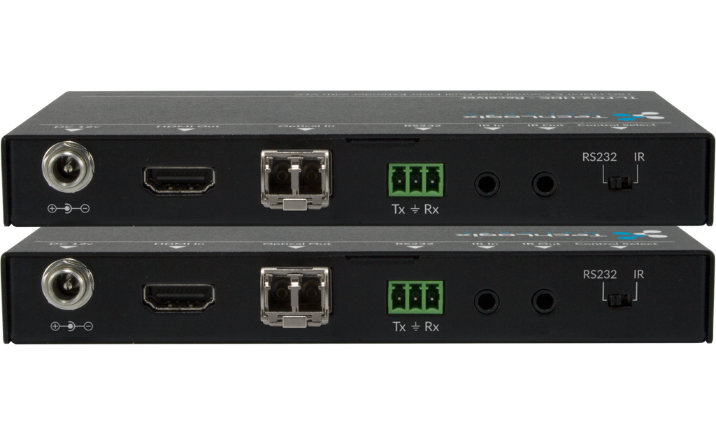 TechLogix Launches Affordable 18G 4:4:4 HDMI over Fiber Extender
