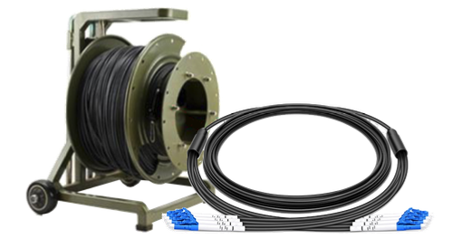 Tactical Fiber: Ideal for rental, staging, broadcast & outdoor applications