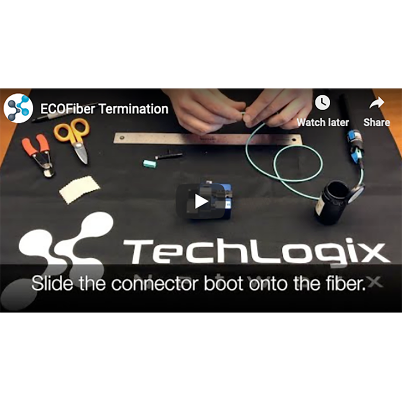 VIDEO: Terminating TechLogix ECOFiber™