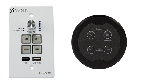 Controllers & Room Signal Management