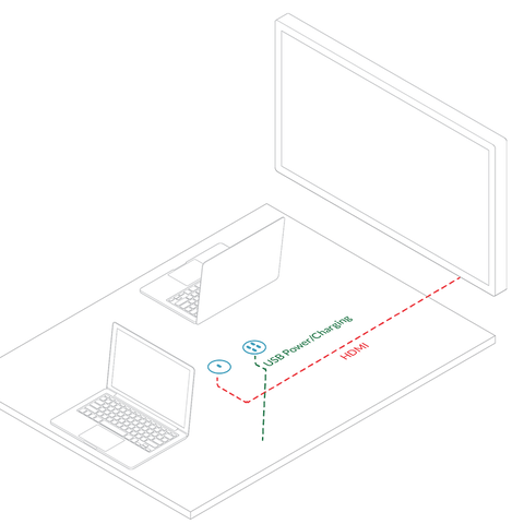table insert system drawing diagram