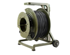 Tactical fiber spool
