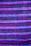 Handmade Purple Stripped Pattern Bohemian Scarf,   織途  , Om Ethnic Handicraft , macrame