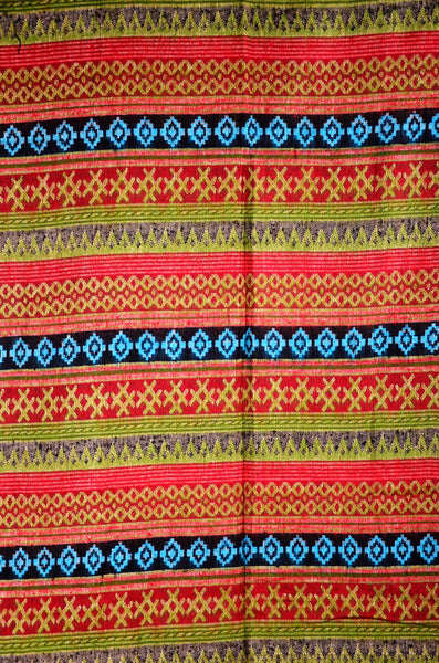 Ethnic Yak Winter Shawl, Boho Scarf