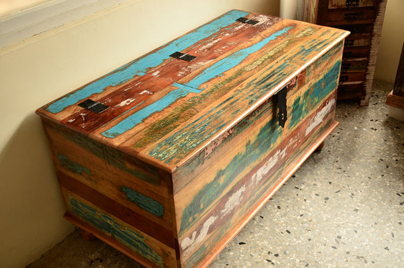Reclaimed Wood Storage cabinet, Furniture