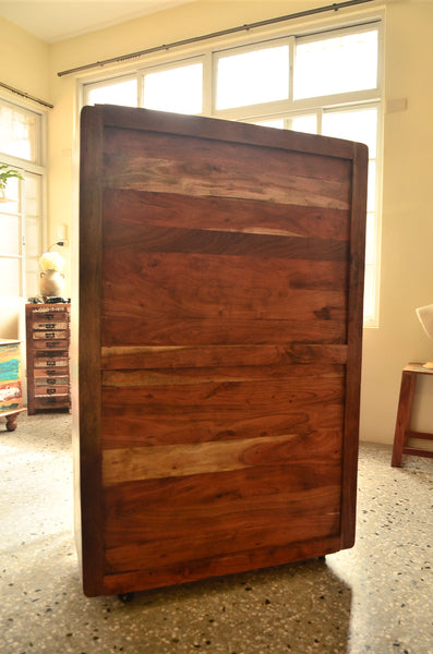 Reclaimed Wood Display cabinet, Storage cabinet, Furniture