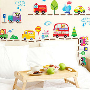 Decorative Automobile Wall Sticker