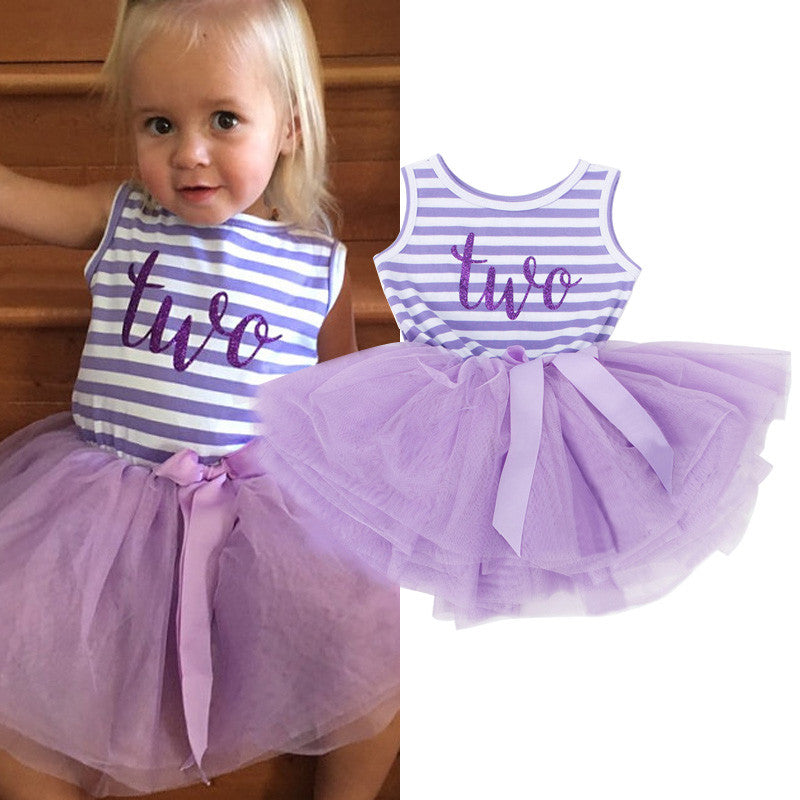 Birthday Dresses, Infant & Toddler Girls